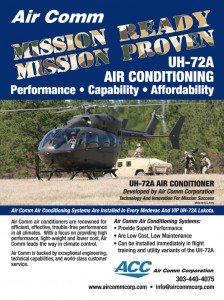 AIR COMM Ad - MISSION READY72